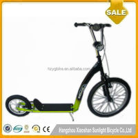 New Model Hot Sale F20'' R12'' Drifting Scooter With CE Certificate