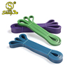 Exercise crossfit fitness high quality latex rubber resistance band set