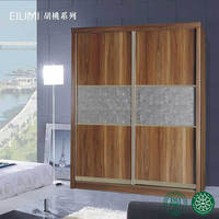 Acid resistant precision up to 0.5mm easy to clean bedroom wall wardrobe