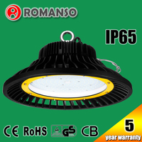High Illuminance easy installation 150w Led UFO High Bay Light for Importers