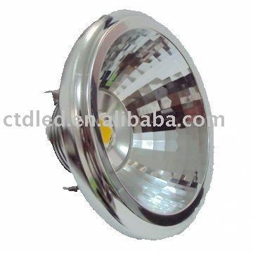 4W AR111 LED lamp with 12V AC and G53 base