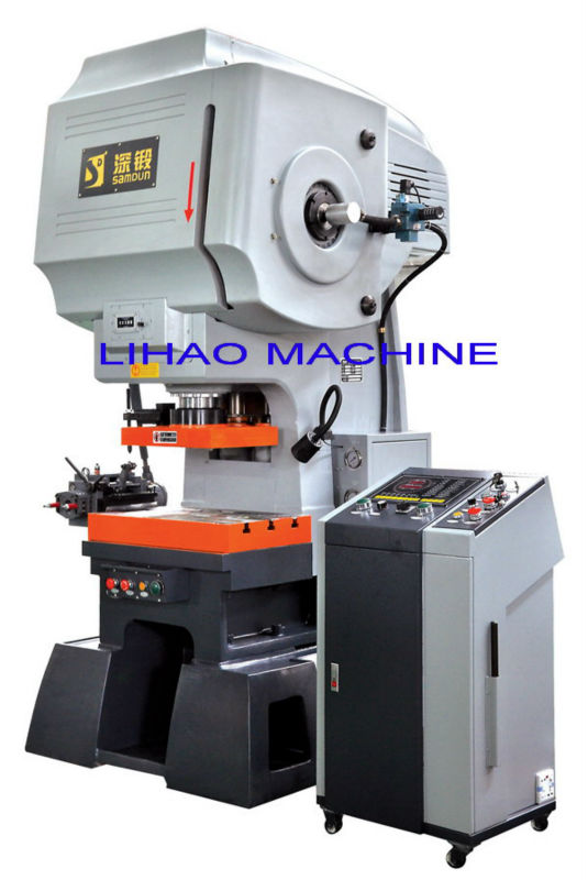 30ton high speed automatic jeans button making machine