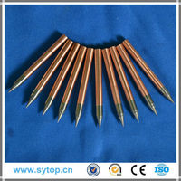 Copper tungsten needles supplier with high heat resistance