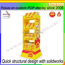 Pop / POS personalizado piso supermercado fogos <span class=keywords><strong>de</strong></span> <span class=keywords><strong>artifício</strong></span> display rack