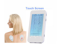Touch Massager Phone Massage Acupuncture Therapeutic Apparatus with Low Frequency Pulse Electronic