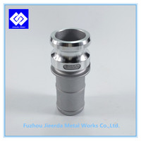 PVC Flexible Hose Alum Camlock coupling