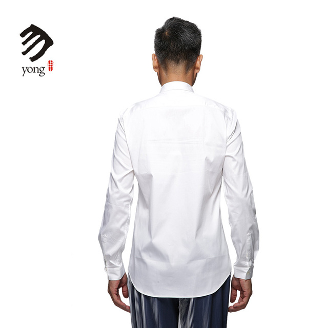 Supreme Quality Good Quality Slim-Fitting Classical Style Long Sleeve Business Casual Shirt