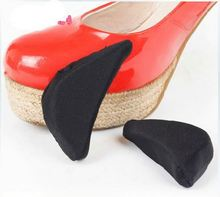 Protect toe insole comfortable soft breathable memory foam high heeled insoles