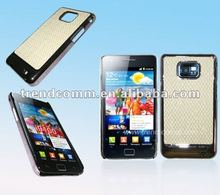 Luxury chrome cases for samsung galaxy S2