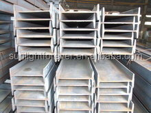 China Supplier steel I section beam sizes standard Q235 Q345 H beam IPE iron structure