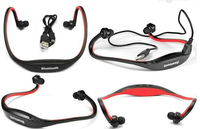 Retail Box Sports Stereo Wireless Bluetooth 3.0 S9 Headset Earphone High Quality Headphone
