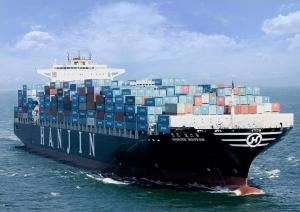 sea shipping from China to Trinidad and Tobago