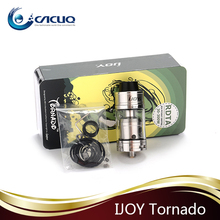 CACUQ Supply China suppliers 80W silver ijoy tornado e cigarette from Sunny