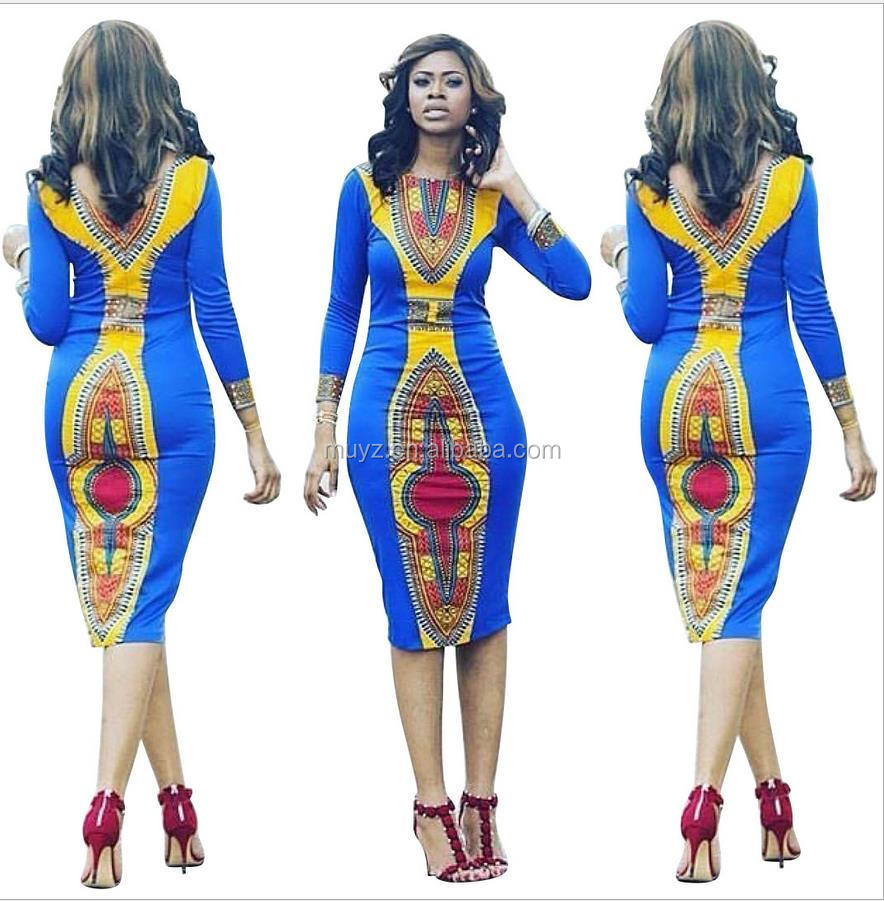 List Manufacturers of African Dashiki Dress, Buy African ...
