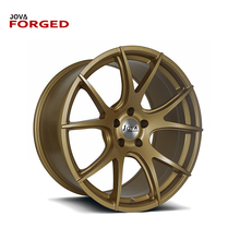 5 spoke forged wheels high quality 5 x 120 alloy rim