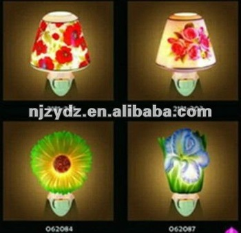 Hot-selling ceramic night lamp