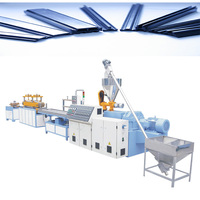 PVC sealing strip making machine and edge band production line