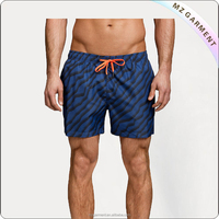 Board short mens fashion swimwear