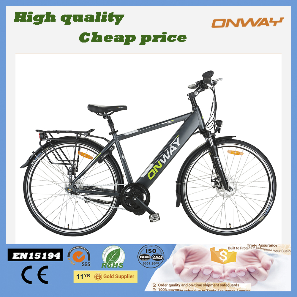 electric road bicycle pedal assist city ebike /bicycle