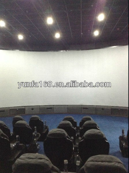 specialized home theme park 3d 4d 5d 6d 7d movie cinema theater equipment