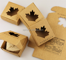 Custom different size Gift Packaging Kraft Paper Box Event Party Wedding Candy Chocolate Bakery Baking Cake DIY Soap Packaging
