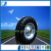 China Qingdao 10*3.50-4 inch PU foam rubber wheel