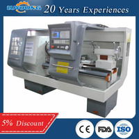 Economic CNC Pipe Threading Lathe Machine QK1313