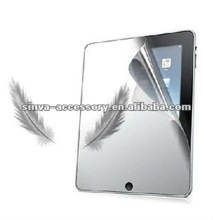 Clear mirrior screen film for ipad2