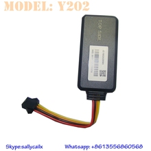 Low cost Gps/gsm car/vehicle/motorcycle/truck tracker Y202