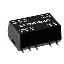 Taiwan Meanwell SMD package dc-dc <strong>module</strong> power supply sftn01l-05 <strong>1W</strong> 5V to 5V