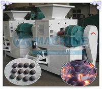 Widely used briquette coal gangue ball press machine