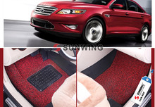 Easy to clean tapestry car floor mats for hangar