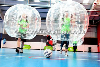 Biggest manufacturer Xionglin Inflatable polyether polyester TPU material film for zorb ball