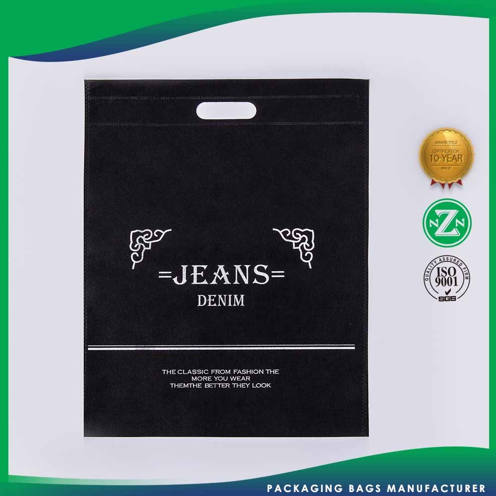Top Class Lowest Price Customized Logo Non-Woven Shopping Jewelry Bag Luxury