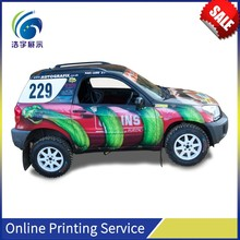 Full Color Indoor 2 Color Printing