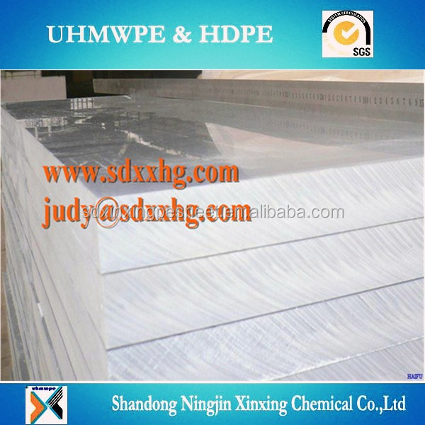 various thickness blue and white rigid copolymer Polypropylene PP extruded sheet