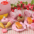 2016 new design Cherry Bear Dessert Snack Set Candy Toy