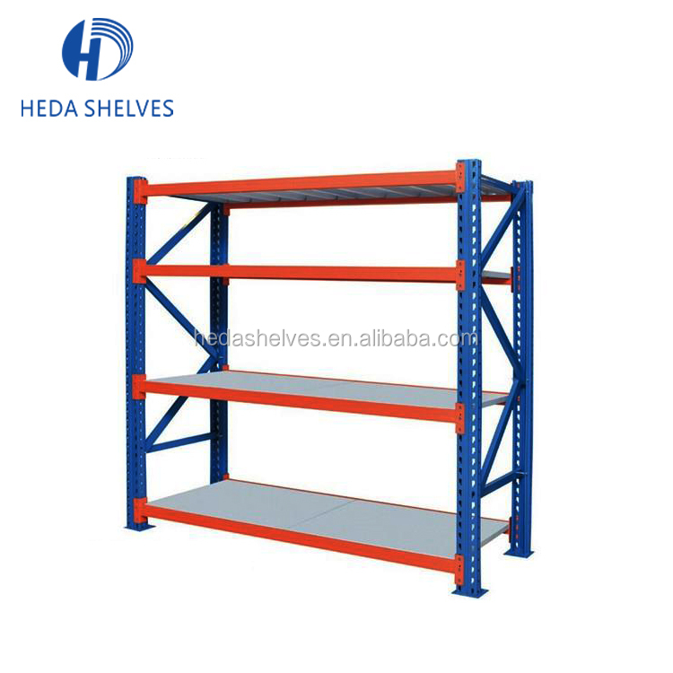 Hot sale Metal Storage Racking Warehouse Medium Duty Tire Pallet Rack