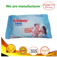 Facial cleaning portable wipes antibacterial wet dry multipurpose cleaning wipes aroma wipes