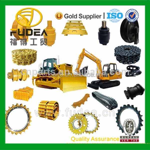 D20,D30,D40,D50,D60,D65,D80,D85,D135,D155,D355,D375 komatsu undercarriage part bulldozer undercarriage part