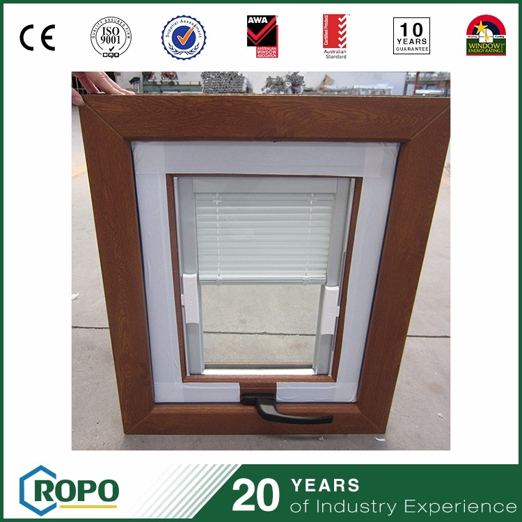 ROPO Inward window and door sample With double glazing