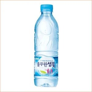 Korean Drinking Water Pure water 500ml