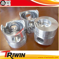 DCEC Genuine parts ISB 5.9 diesel engine piston assembly 3926990 factory price motorcycle piston
