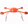 Top quality Custom design carbon fiber lightweight quadcopter frame for professional drone