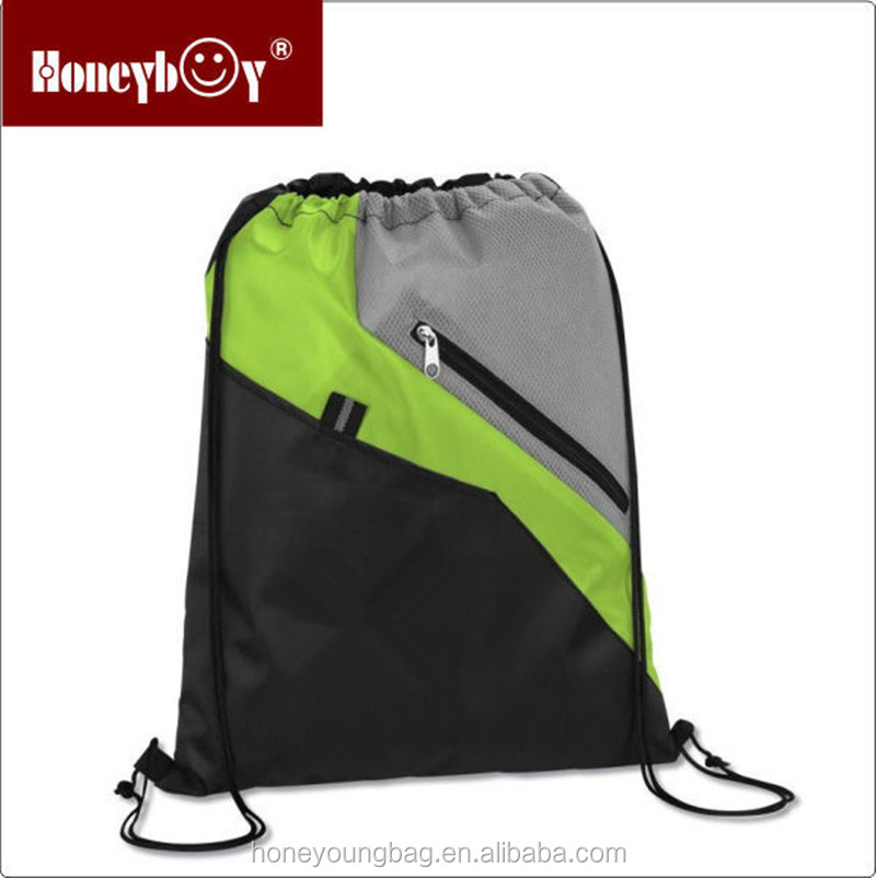 New Cheap Polyester Drawstring Bag For Shoe