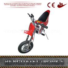 Special design widely used pink dirt bike
