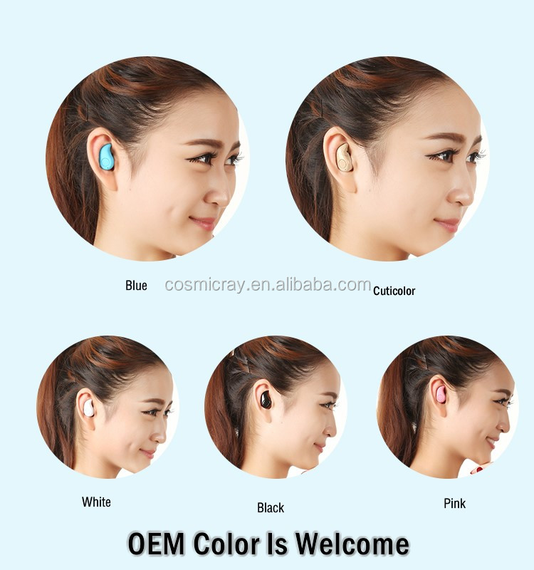 2017 best selling christmas products in ear style super mini bluetooth headset buy best