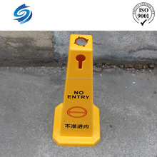 warning metal caution logo sign board plate