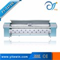 High quality brand name challenger digital roll to roll ink jet printing machine price FY3278N with SPT printhead