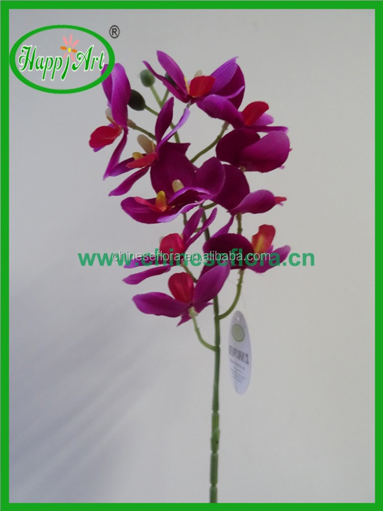 artificial orchid flowers , preserved orchid